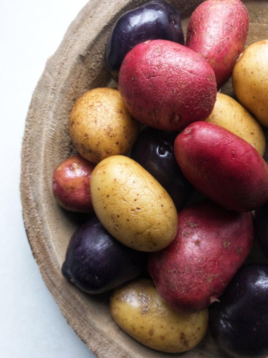 kolorowe pieczone ziemniaki 2