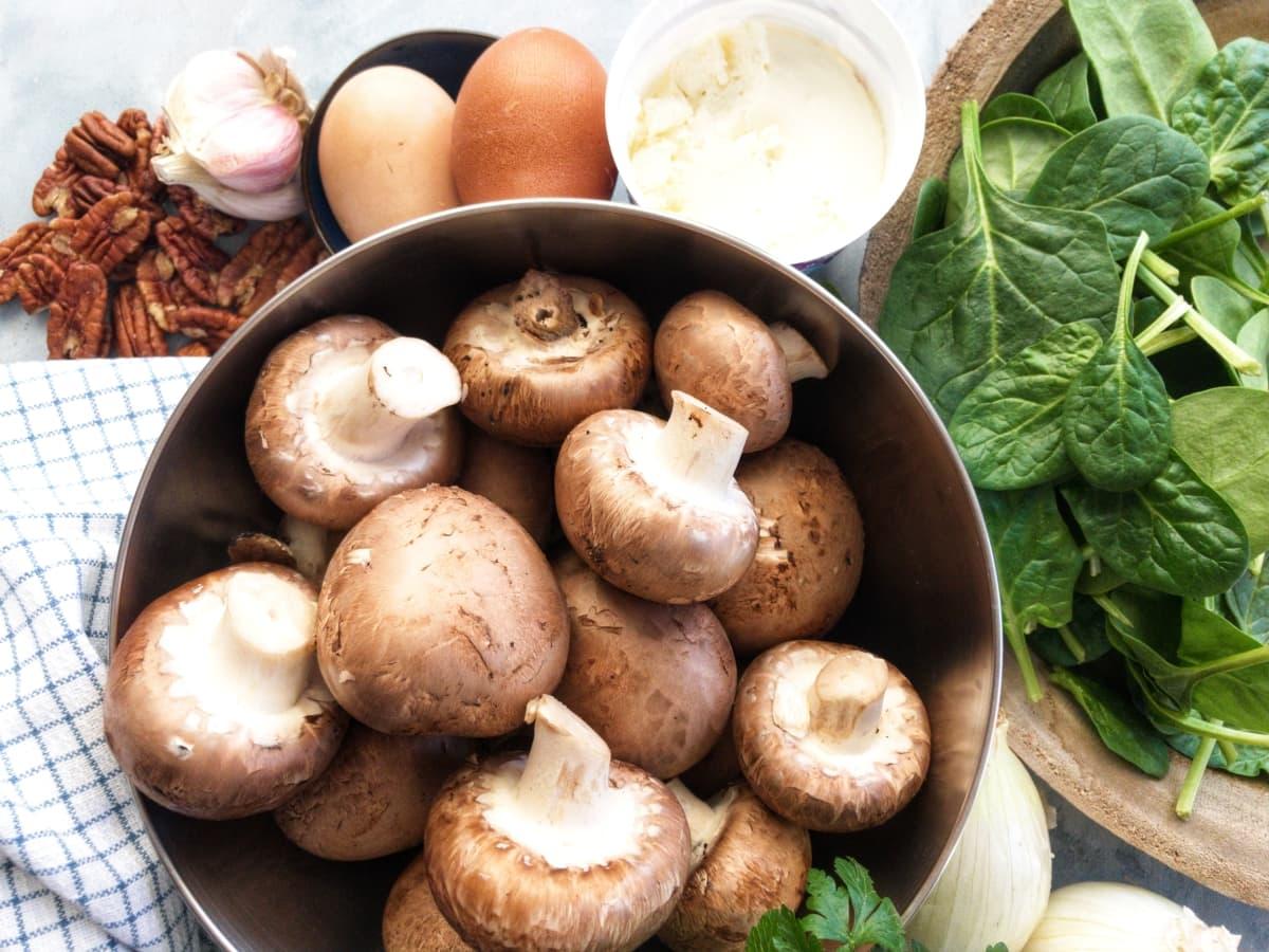 pasztet z grzybów 2