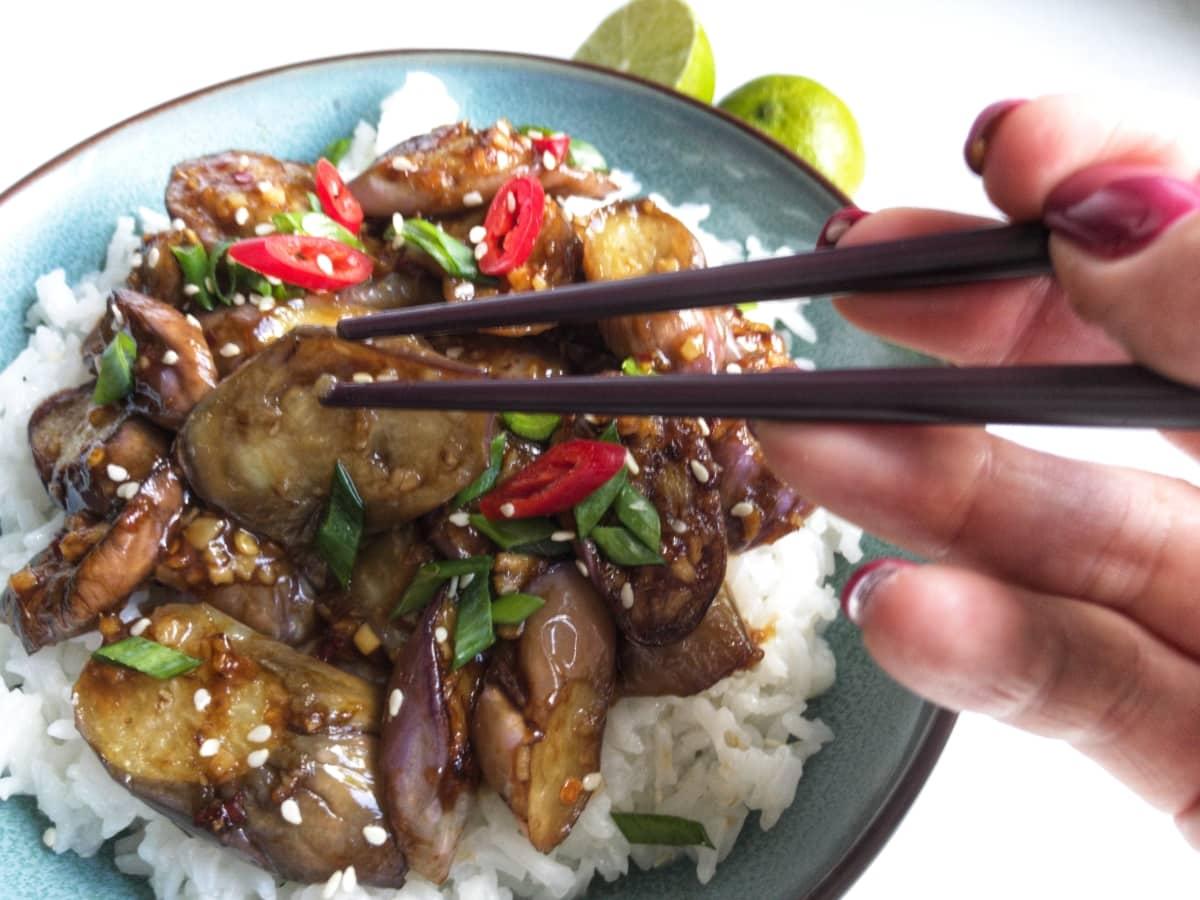 bakłażan po chińsku 2