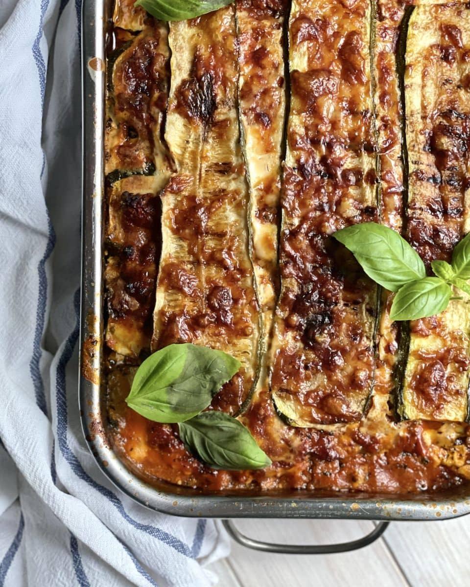 lasagna z cukinii 2