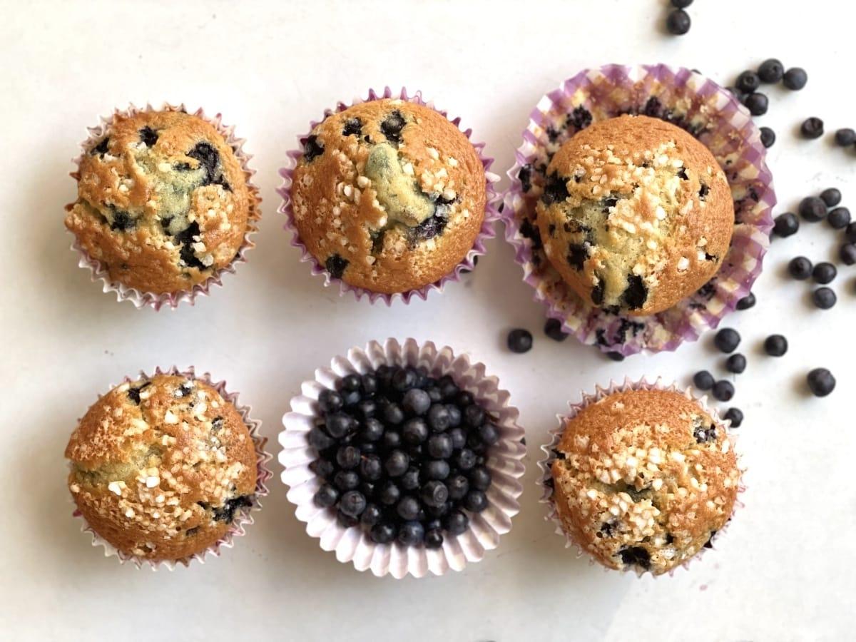 muffiny z jagodami 4